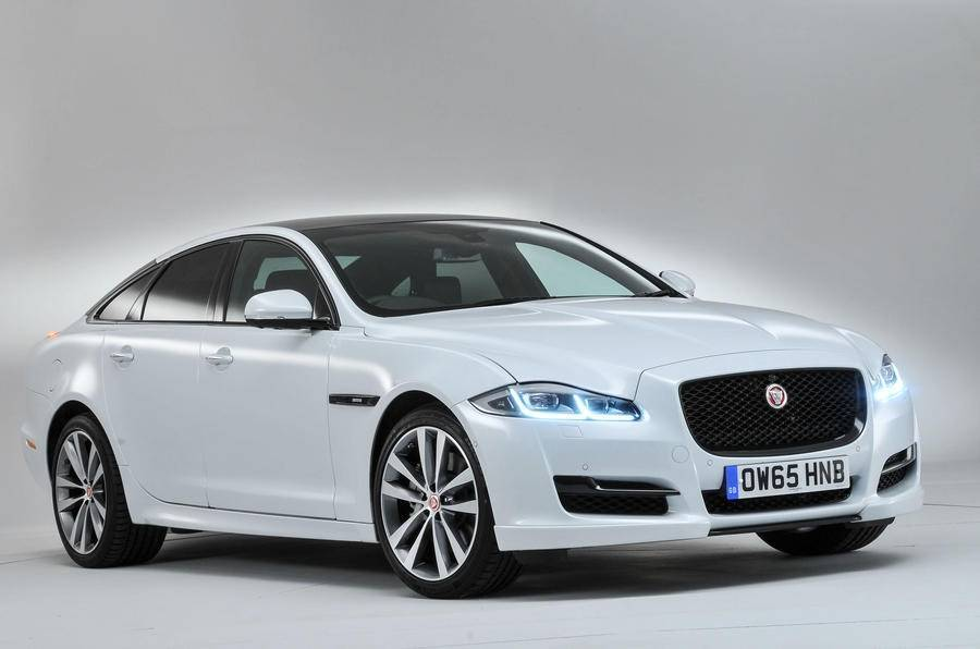 Drive the Jaguar XJ and obtain Swaddled Within the Lap of Luxury