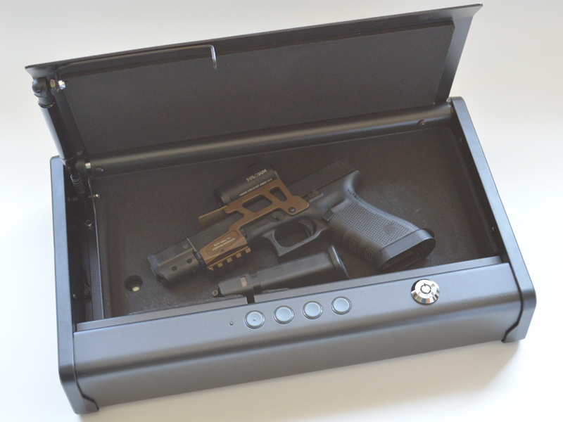 Buying a Gun Safe Made Easy for You