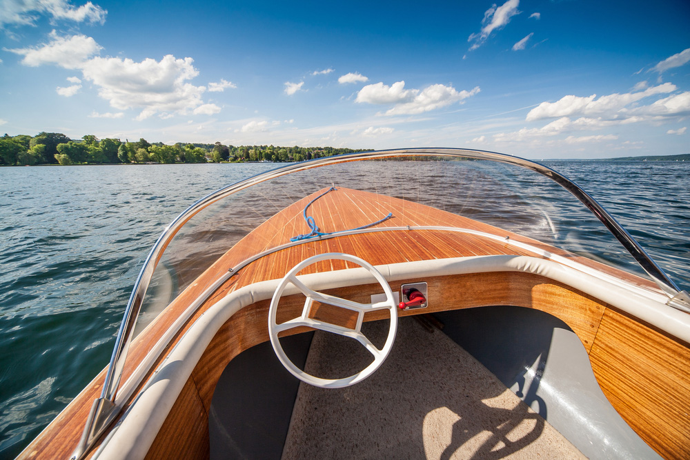Three Ways to Deck Out Your Boat