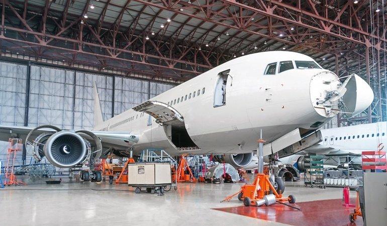 Regular Inspections Keep the Big Jets Flying