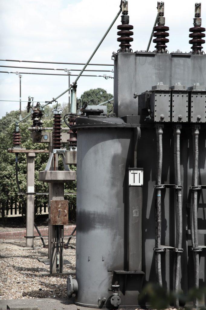 4 Factors that Affect Substation Paint